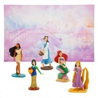 Printesele Disney - Set 5 Figurine