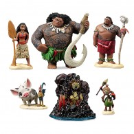 Figurine Vaiana - Set 6 piese