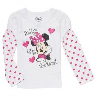 Bluza maneca lunga Minnie