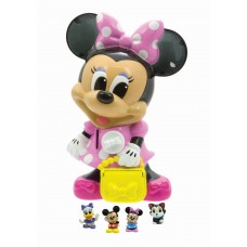 Minnie Mouse - Dispenser Figurine Squinkies