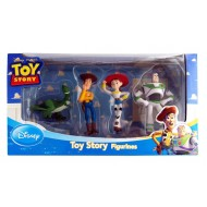 Toy Story - Set 4 figurine