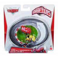 Micro Drifters - Max Schnell, Fulger McQueen si Jeff Gorvette - set de 3