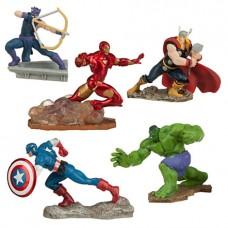 Razbunatorii - Set Figurine Marvel