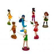 Zana Pirat - Set Figurine Disney