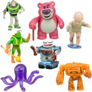 Set Figurine Toy Story - Villains