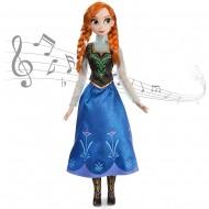 Anna - Papusa Cantareata Disney Frozen