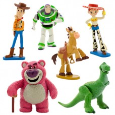 Set figurine Toy Story