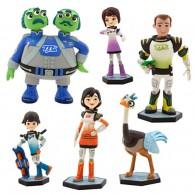 Set Figurine Miles From Tomorrow