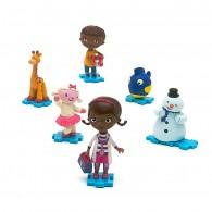 Doctorita Plusica - Set figurine