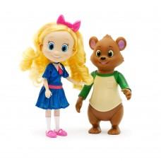 Goldie si Ursulet - Set Papusi Disney Junior