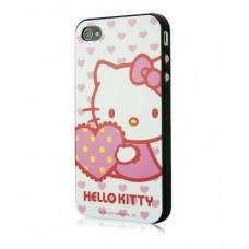 Carcasa iPhone 4/4s - Heart by Hello Kitty